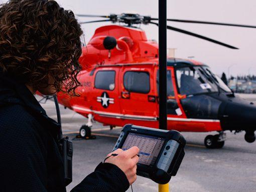 Airport GIS and Planimetric Mapping – Kenai, Alaska